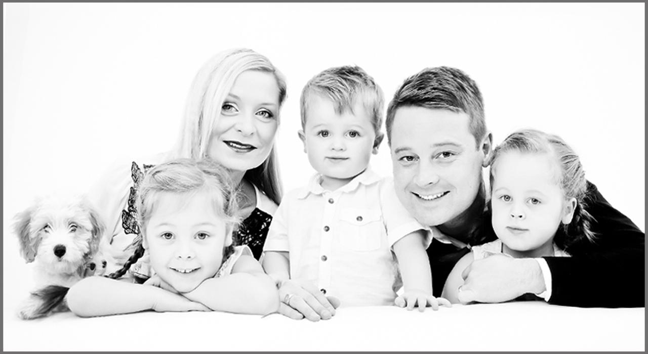 Family Portraits Bromsgrove, Portraits Worcestershire
