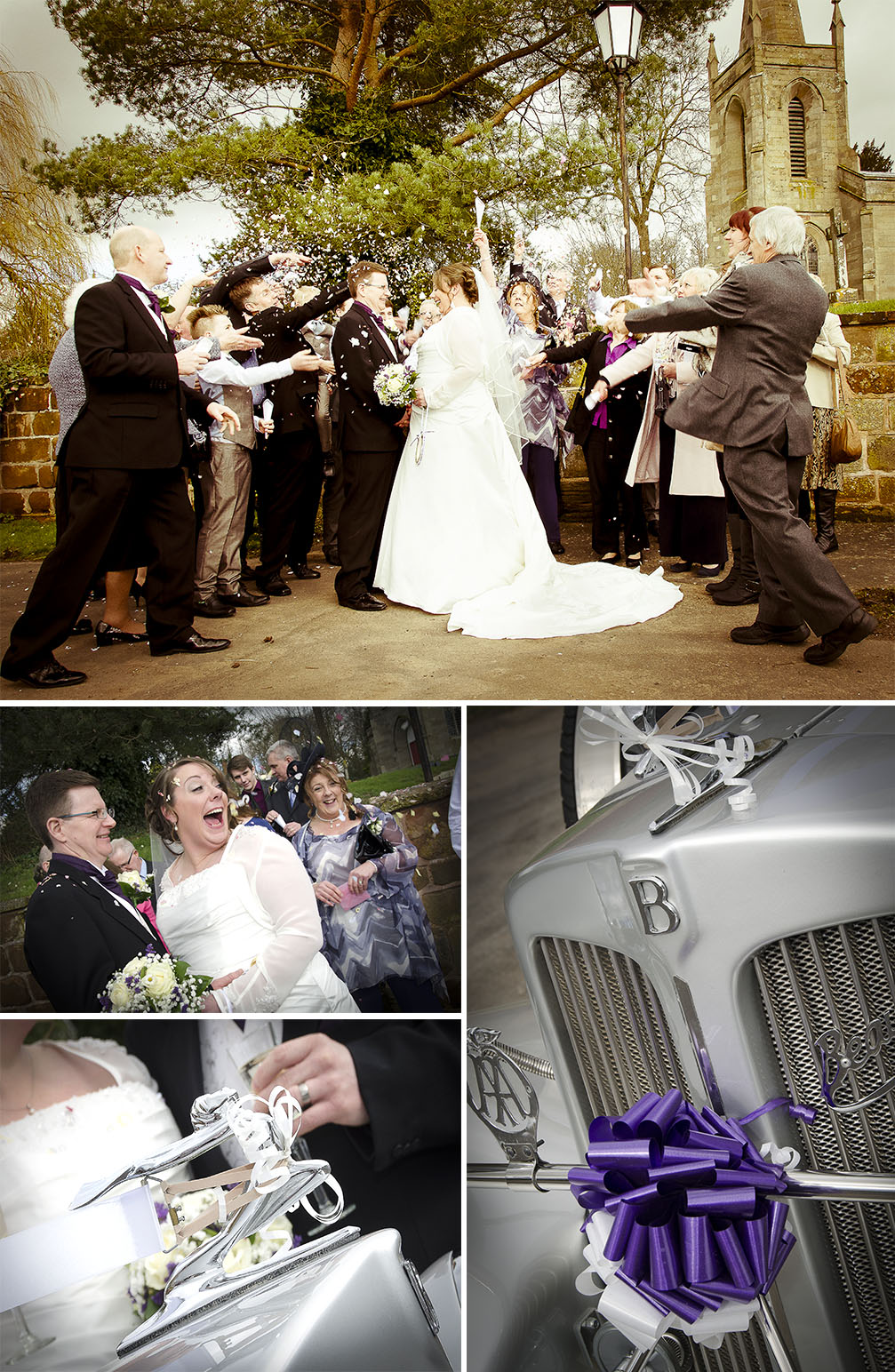 Wedding photography Worcestershire