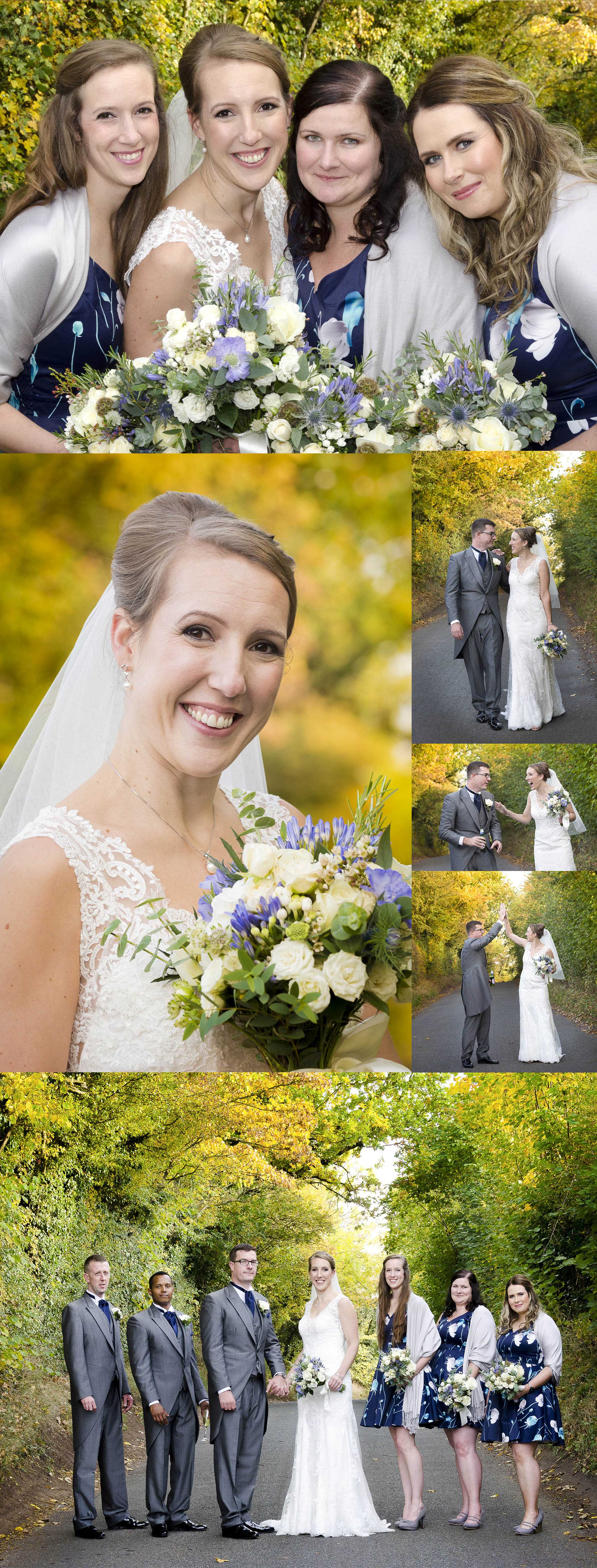 Wedding Photography at Manor Hill House, Female Photographer Worcestershire