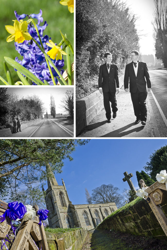 Wedding Photography at St Mary's Church