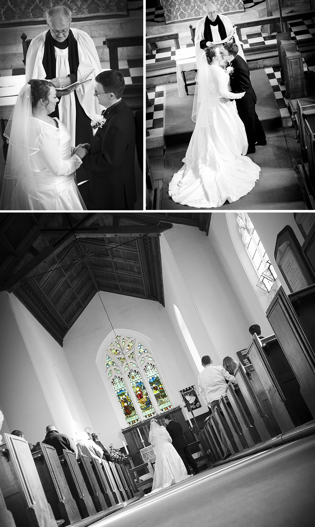 Church Wedding Photography Worcestershire