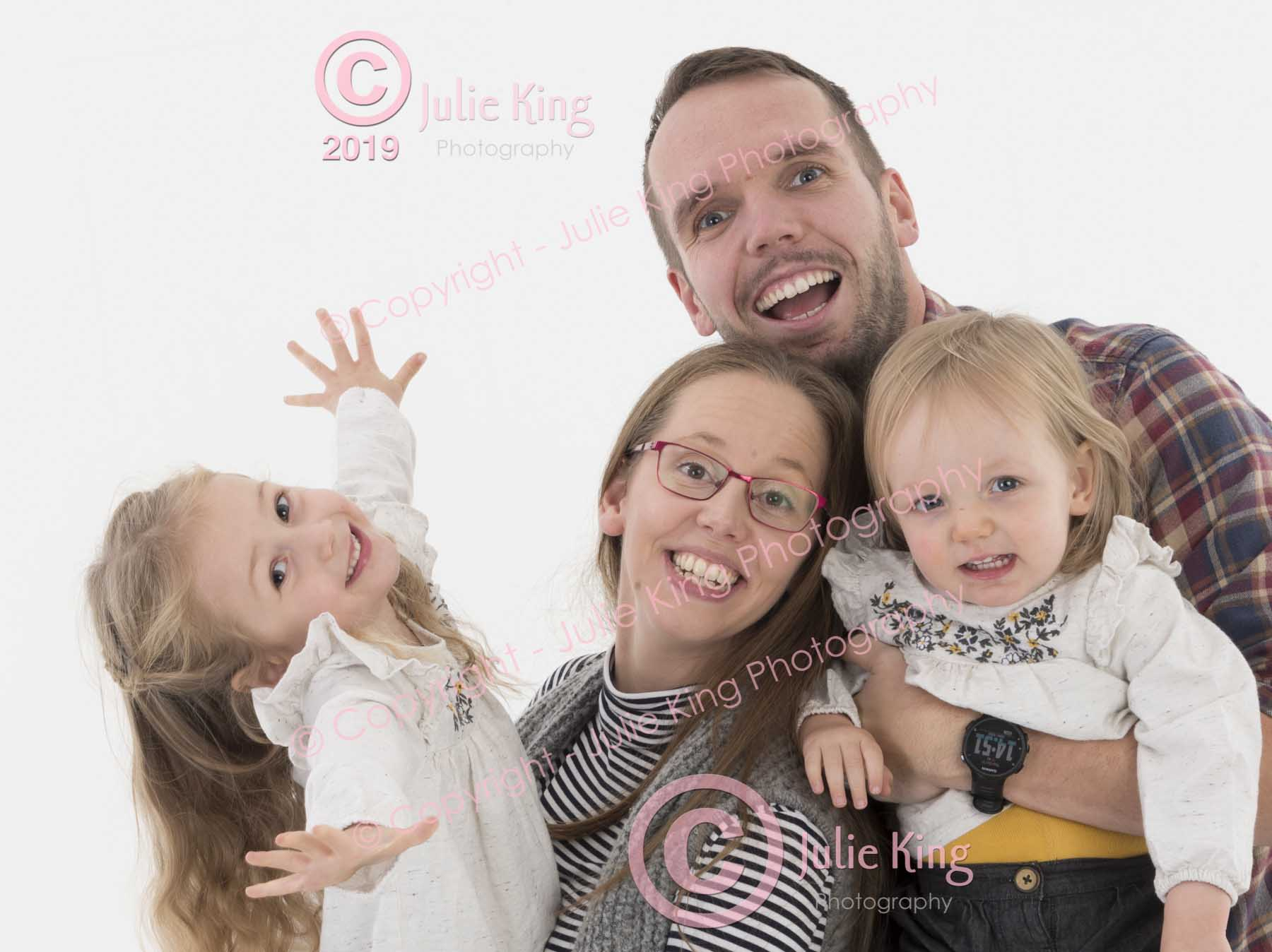 Family Portraits Droitwich