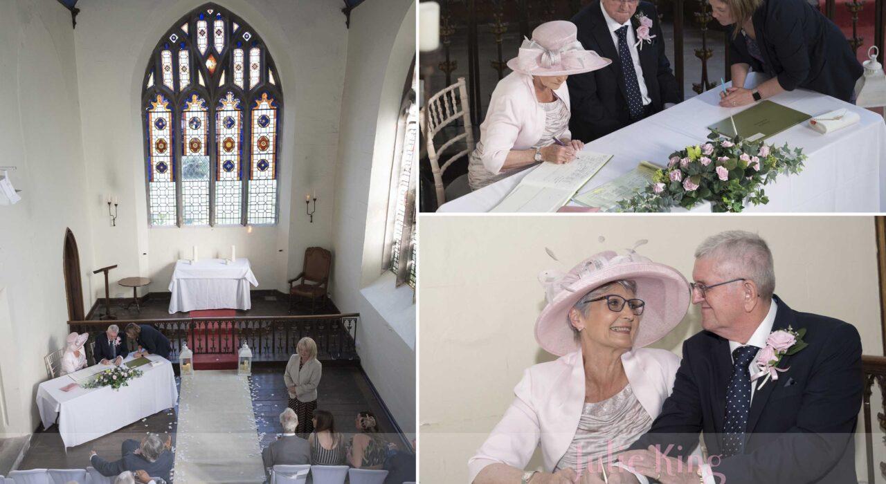 Grafton Manor chapel