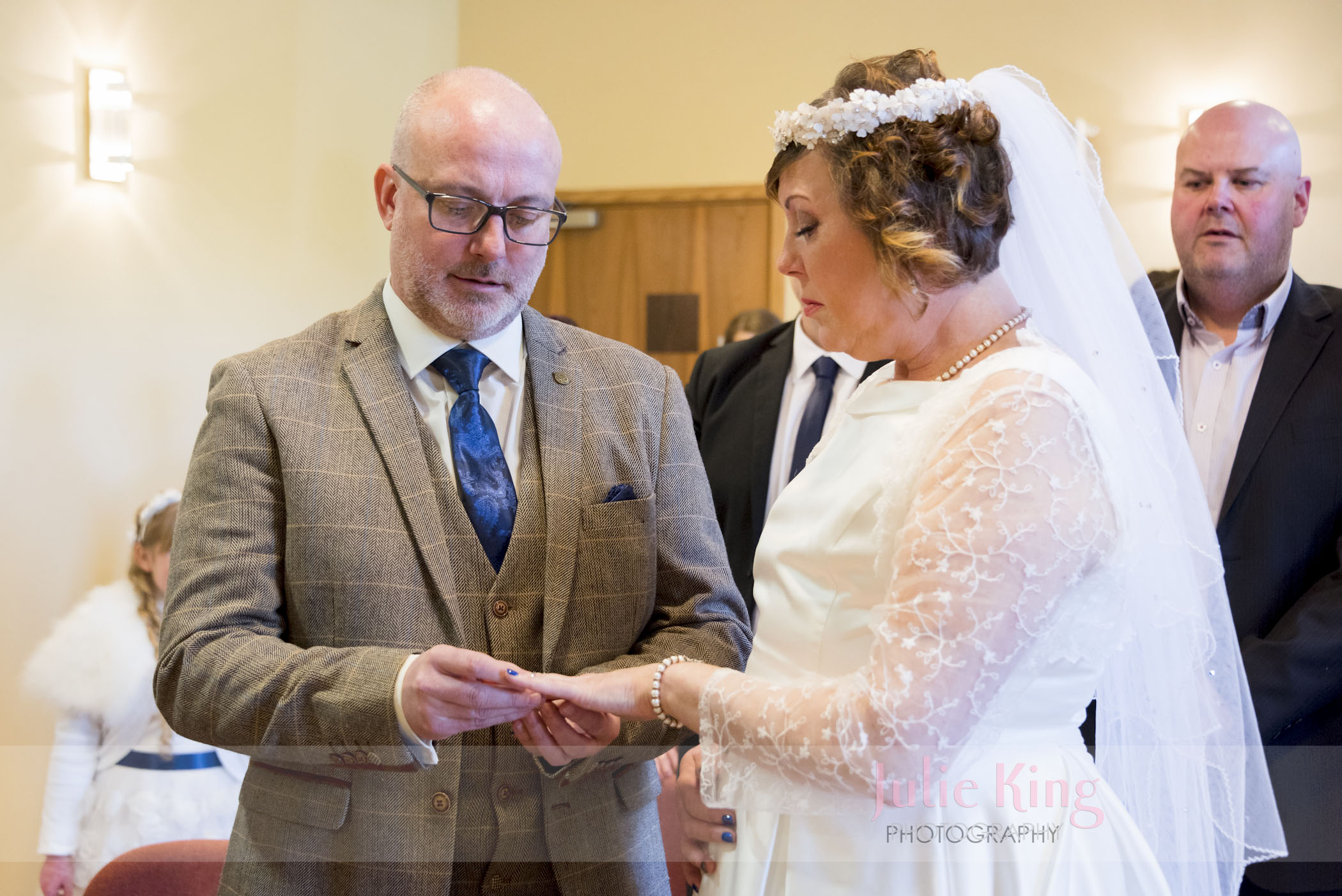 Registry office weddings photography