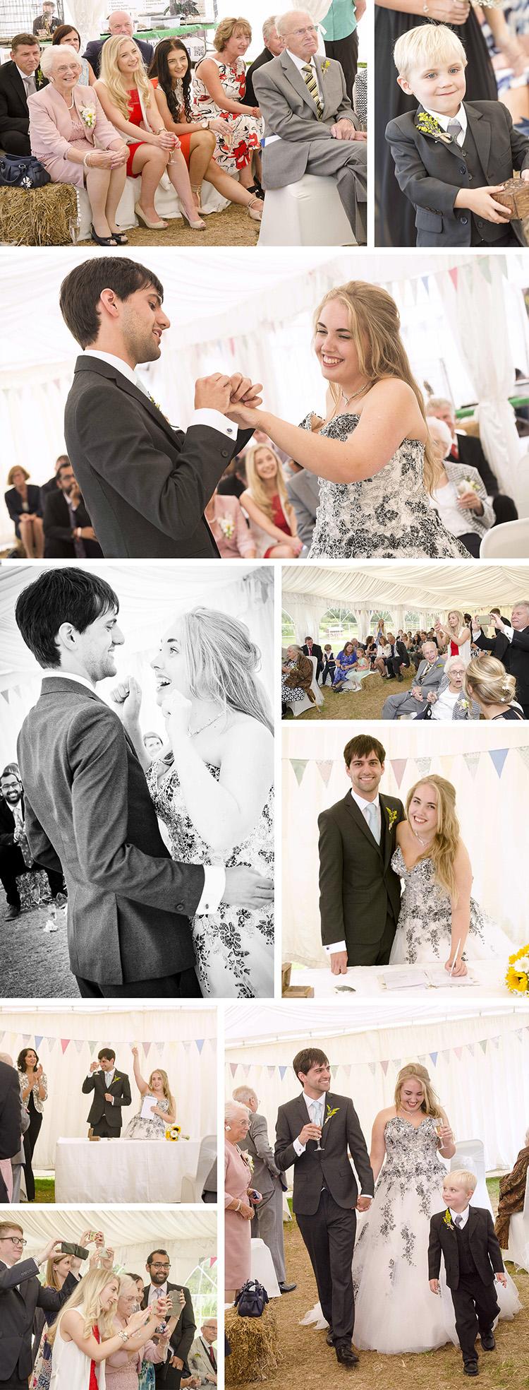 marque wedding photography