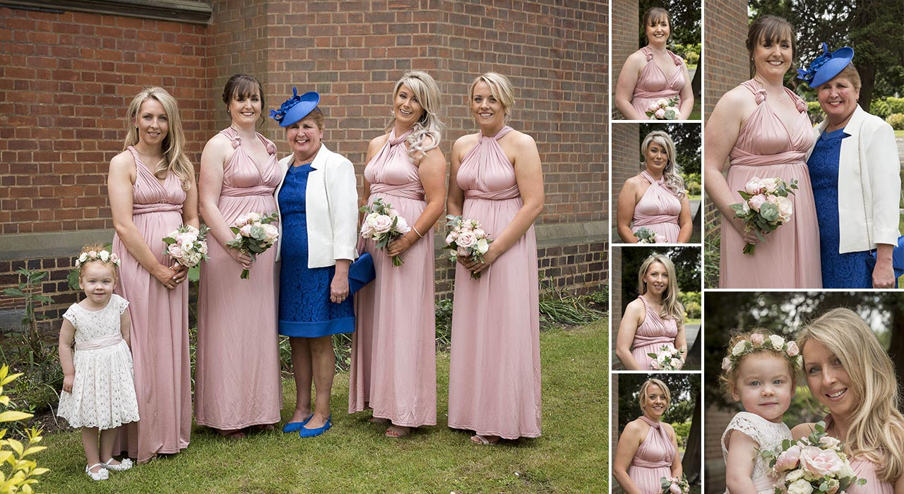 Woodside Hotel Warwickshire Wedding Photography Kenilworth
