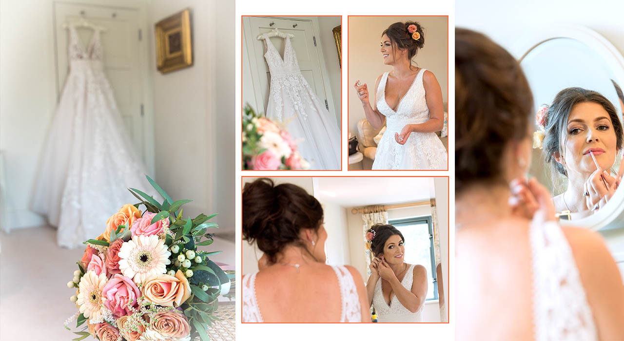 Wedding photography at Manor Hill House Bromsgrove